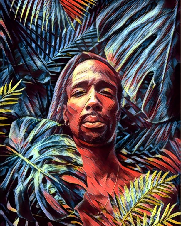 Edited in Prisma app with Surf