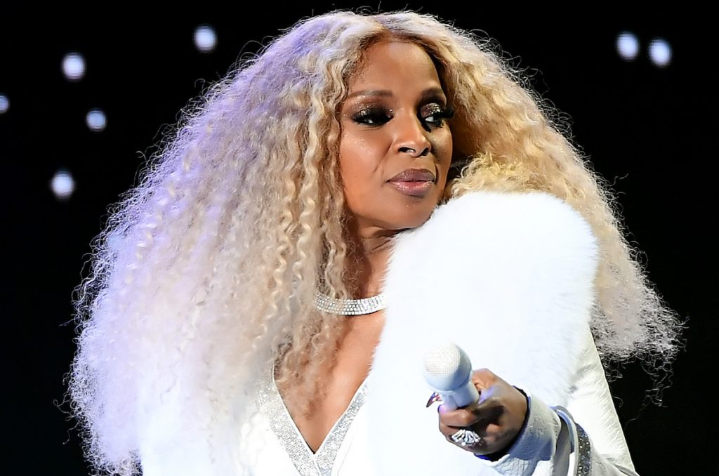 Mary J. Blige the Queen of Hip Hop